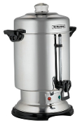 HAMILTON BEACH Stainless Steel Coffee Urn 60 Cup D50065C