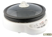 TIGER Electric Grill & Soup Pan CPK-D13U