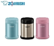 ZOJIRUSHI Stainless Food Jar SW-EAE35
