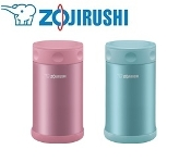 ZOJIRUSHI Stainless Food Jar SW-FCE75