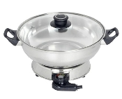 PANDA Electric Hot Pot JH-160B-28cm