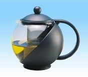 Glass Tea Pot 1250mL A026S