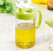 Glass Oil Bottle 550mL 6001