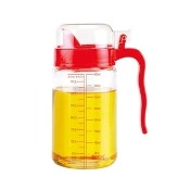 Glass Oil Bottle 400mL YH5857