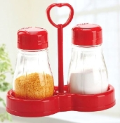 Glass Cruet 2x350mL YH5859