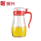 Glass Oil Bottle 350mL YH5876
