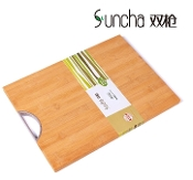 Bamboo Cutting Board 50x35cm ZB5013