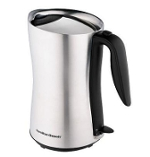 HAMILTON BEACH 1.2L Stainless Steel Cool Touch Kettle 40898