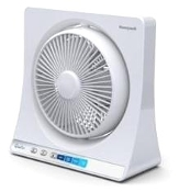HONEYWELL QuietSet® Oscillating Table Fan HT-354C