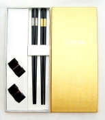 Alloy Chopsticks 2-Set LH-2