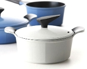 NEOFLAM Venn Pot 20cm Grey EK-VE-C20I