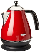 De'Longhi Icona Kettle Red KBO1401R