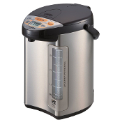 ZOJIRUSHI VE® Hybrid Water Boiler and Warmer CV-DCC40 4L