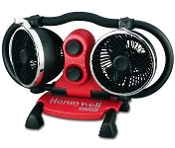 "HONEYWELL 7"" Pro-Series Utility Dual Power Fan HV-120C"
