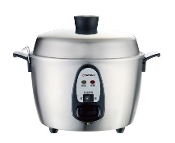 TATUNG Stainless Steel Rice Cooker 6Cups TAC-06KN
