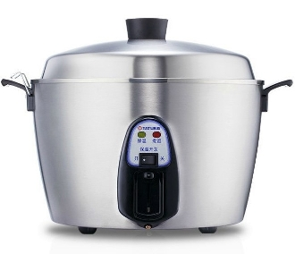TATUNG Stainless Steel Rice Cooker 10Cups TAC-11KN