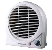 HONEYWELL Compact Heater Fan HZ-2000C