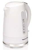HAMILTON BEACH 1.7L Cordless Kettle White 40820