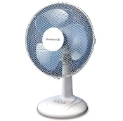 "HONEYWELL 12"" Personal Table/Floor Fan HT-1215C"