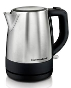 HAMILTON BEACH 1L Stainless Steel Kettle 40998C