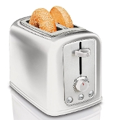 HAMILTON BEACH Cool Touch 2 Slice Toaster 22461C