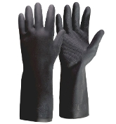 Rubberex Latex Neoprene Gloves HD27NEO M/L