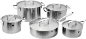 ZWILLING® Passion 10Pcs Cookware Set 66070-002