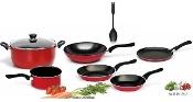 BALLARINI Roma Cookware Set 8Pcs 75001-753