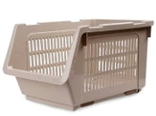 Chahua Storage Basket 2894 White/Grey