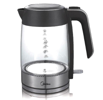 Midea Electric Kettle 1.7L MK-17G01B1