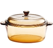 Luminarc Amberline Casserole Set 2L